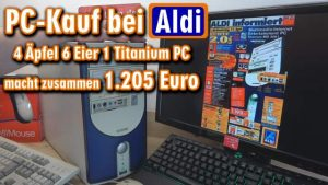 Medion PC Titanium MD 3001 von Aldi